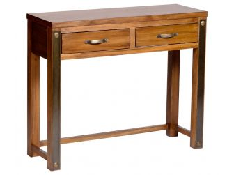 Forge Two Drawer Console Table - FG701