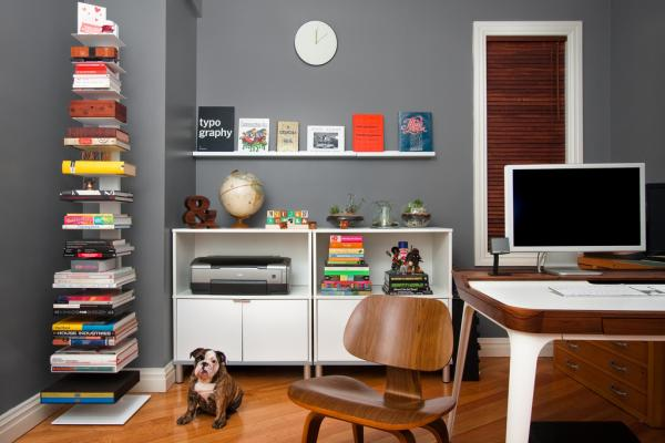 12 Ideas for Creating  the Perfect Work-from-Home Office Space