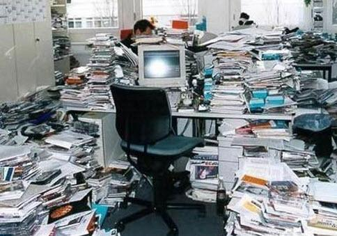 20 Tips to Organize Your Office
