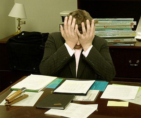 How to Combat Stress at the Office