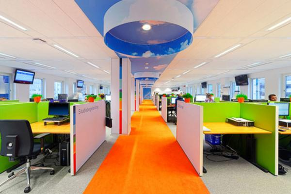 Choosing the Best Colours for Your Home and Office