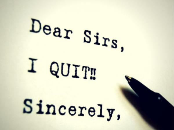How to Quit Your Job in 4 Easy Steps