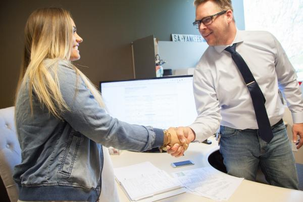 How to Make a Positive First Impression with Potential Clients and Customers