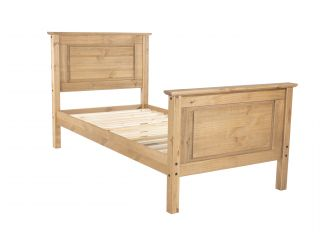 Pine Wooden Bed Frame - MX300