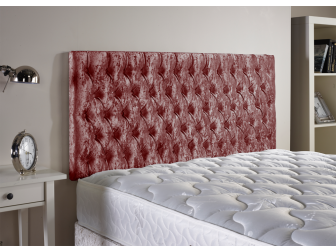 Mulberry Aspire Neon Velvet Fabric Headboard UK Made