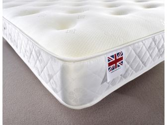 Aspire Ortho Memory SuperCoil Mattress with Memory Foam Layer UK Made