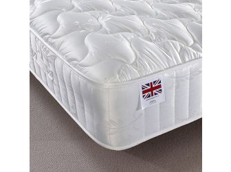 Aspire Ortho Suport Supercoil Sprung Mattress UK Made