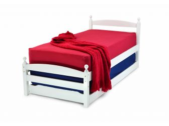 Palermo Guest Wooden Bed Frame