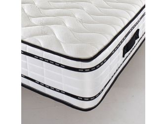 Aspire Snooze Pocket 1000 Mattress with Pocket Springs and Memory Foam UK Made