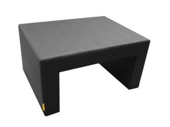 Faux Leather Bed Side Tables BOSTON-BEDSIDE