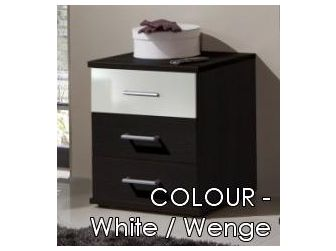 3 Drawer Chest 450mm Choice Of Colours GAMMA-317